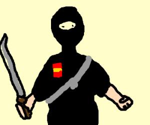 Spanish Ninja