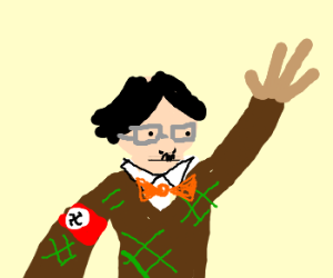 Hipster goes 3rd Reich