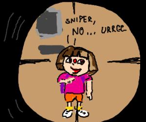 Sniper, No Sniping! >:(
