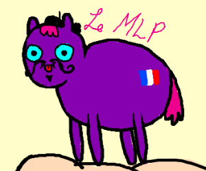 My Little Pony french version