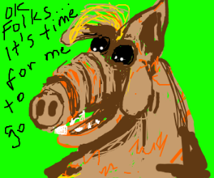 ALF is done with drawception