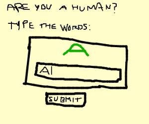 Easiest CAPTCHA ever.