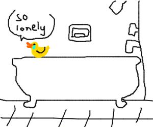 TBS fan doesn't bathe anymore. No need 4 Ducky