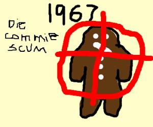 The gingerbeard assasination attempt of 1967
