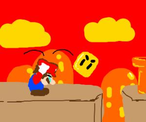 In Soviet Mario World...