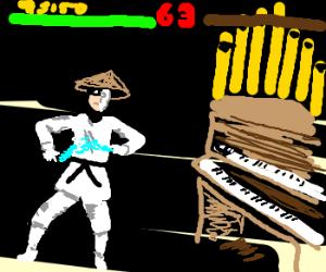 Raiden in Phantom of the Opera