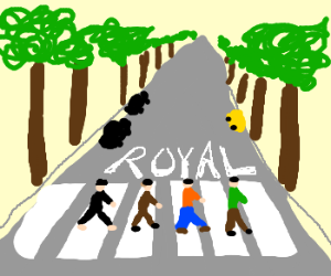 Royal Abbey road