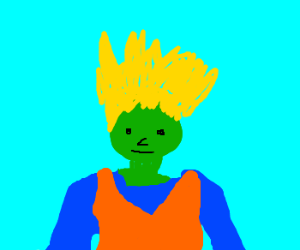 What if Goku and Piccolo fused?