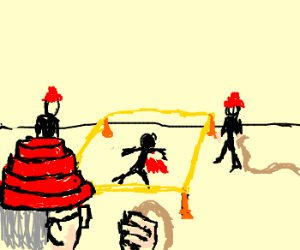 Devo hats bring rope to tie up murder victim