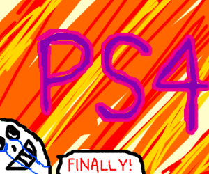 PlayStation 4 is coming!