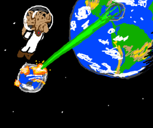 Earth misses ALF