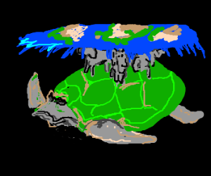 the world on a turtles back essay Kenston high school is proud to announce that seniors abigail vossler, jacqueline jeromin, and william parsons have been named finalists in the.