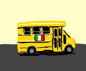 Italy (hetalia) is mentally retarded