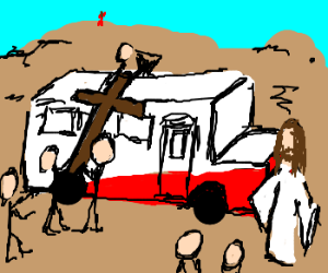 Crucifiction of Jesus the Musical
