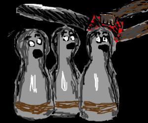 Bowling Pin Massacre 3