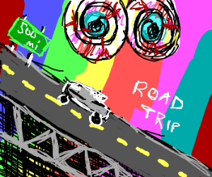 acid road trip