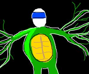 Teenage Mutant Slenderturtle