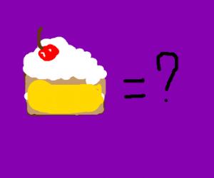 Cheesecake equation