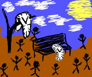 salvador dali land population 10