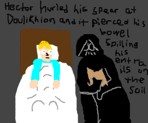 darth vader reads gory bedtime story to luke