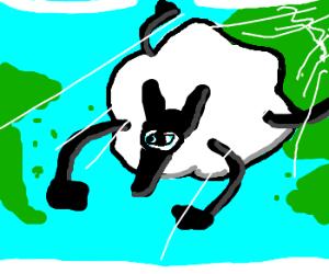 MAGICAL SPACE SHEEP
