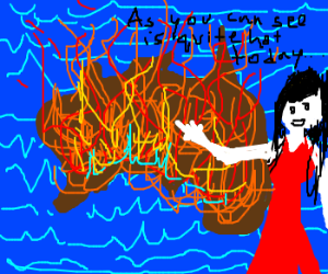 austrialian climate map