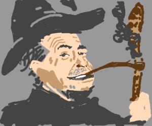 Jack Nicholson as Gandalf the Great