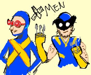 Budget X-Men