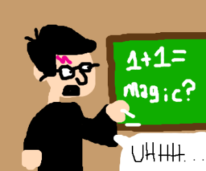 Harry Potter does math