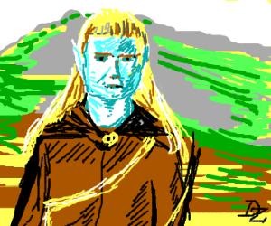 Albino Legolas