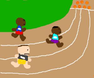 Race for the Dragonballs!