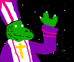 Space Pope