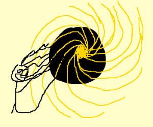 Enigma blackhole