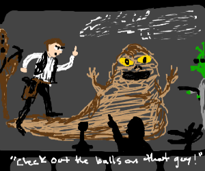 Star Wars on Mystery Scince Theater 3000