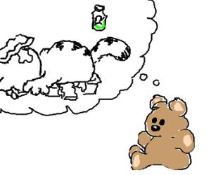 Possessed Pooky Plans Against Garfield