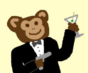 Bond. Monkey Bond.