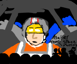 Myster science theater 3000: star wars IV
