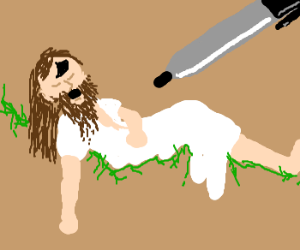 DUDE! Jesus is stoned! Someone get a Sharpie..