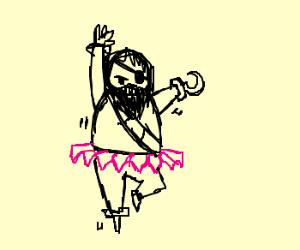 Ballet Dancing Pirates