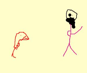 Piracy was fun but Blackbeard preferred ballet