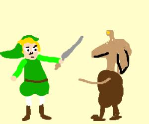 Legend of Zelda: Jar Jar's Adventure