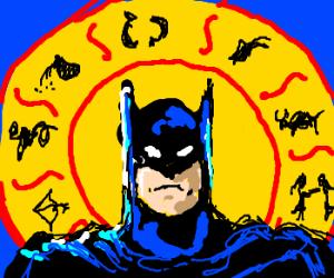 Batman becomes an astrologer