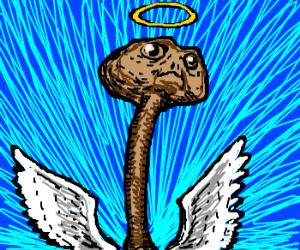 ET is my angel...