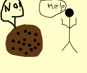 the cookie refuses your request