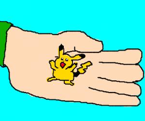 the littlest pokemon