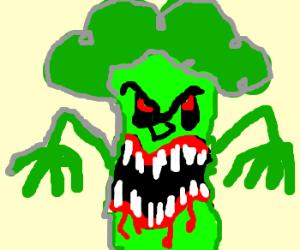 Veggie Monster!