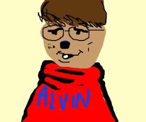 Alvin wants to push his limits