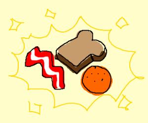 Fantasy breakfast