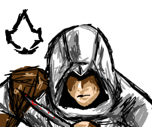 Altaïr Ibn-La'Ahad from Assassin's Creed
