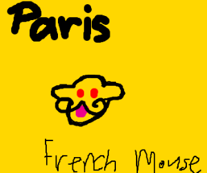 French mouse